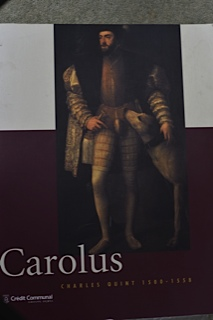 Carolus book - The Ghent Charles V Quincentenary Exhibition Catalogue